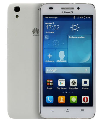 Ремонт HUAWEI Ascend G620S